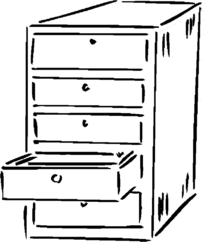 Get Free High Quality HD Wallpapers Coloring Page Of A Dresser